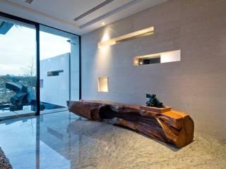 Paredes y pisos de estilo escandinavo de 大桓設計顧問有限公司 Escandinavo