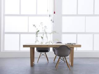 ALBINO Tavolo di Bravate Artigiane Rustico