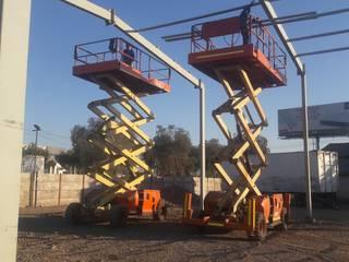 Obra Cic SA de M&C Construcciones Industrial