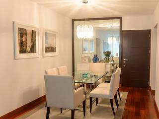 Comedores de estilo moderno de ALUA - Arquitectura de Interiores Moderno