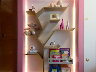 ALUA - Arquitectura de Interiores Girls Bedroom
