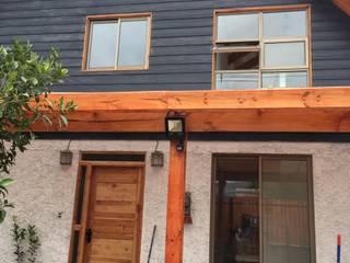 Remodelación Casa San Bernardo: Casas unifamiliares de estilo  por Constructora Crowdproject