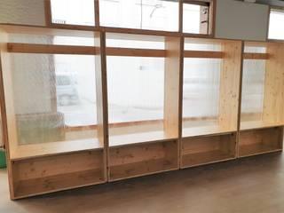 Mobiliario para local de atención al púbico Centros comerciales de estilo moderno de Visaespais, reformas y rehabilitaciones en Tarragona Moderno
