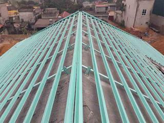 Những mẫu thiết kế xà gồ thép mạ hợp kim nhôm của BlueScope Zacs bởi BlueScopeZacs Việt Nam