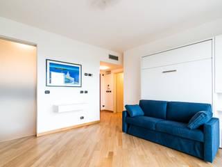 Salon moderne par Marco D'Andrea Architettura Interior Design Moderne