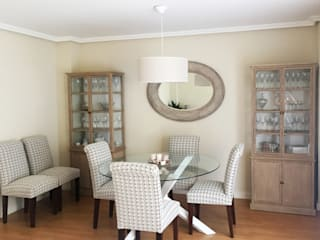 Dining room by DESDEDIEGO DECORACIÓN