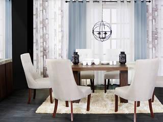 Elige el comedor de tu estilo: Comedores de estilo  por Muebles Dico, Moderno