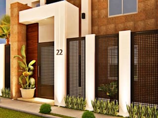 by AGUIRRE CANO ARQUITECTURA Modern