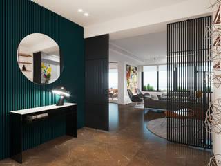 by Comelite Architecture, Structure and Interior Design