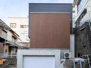 キューブBOXハウス モダンな 家 の 一級建築士事務所 感共ラボの森 モダン