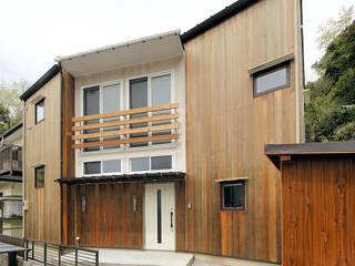 本の家 日本家屋・アジアの家 の 一級建築士事務所 感共ラボの森 和風