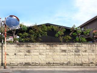 母の家: モノスタ'70が手掛けた木造住宅です。,オリジナル