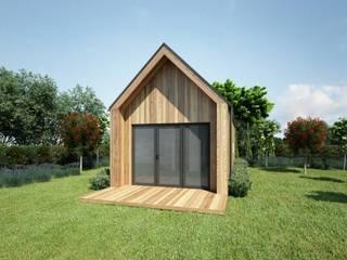 Bau von Ferienhäuser für Ferienanlagen Isladesign
