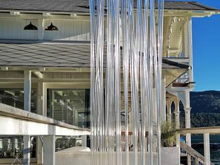 Raumteiler Vermietung für Events, Messen, Hochzeit, Firmenfeiern, etc.: modern  von www.skydesign.news - Sichtschutz Terrasse,Modern