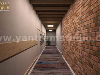 Estudios y despachos de estilo  de Yantram Architectural Design Studio