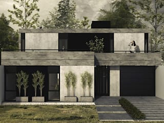 Single family home by MOD | Arquitectura, Modern