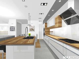 Nhà bếp theo MAXDESIGNER,