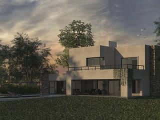 Casa MM: Casas de estilo  por MOD | Arquitectura