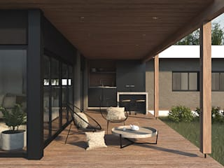 by MOD | Arquitectura Сучасний