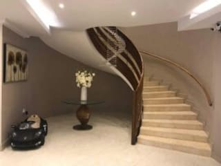 Completed:  Stairs by Space Factory Architecture (Pty) Ltd