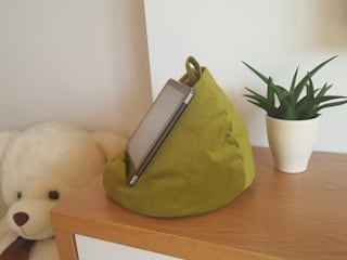 Mini Pufy na tablet/telefon, książkę: styl , w kategorii  zaprojektowany przez Italpouf.pl
