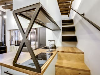 Créateurs d'Interieur의  작은 주방, 북유럽