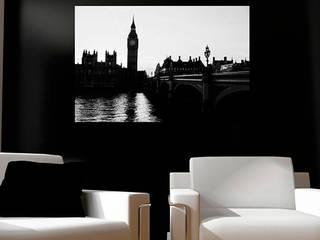 Accesorios para Salas :  de estilo  por Muebles Dico, Moderno