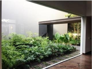 Rock Garden by Tk arquitectura, Modern