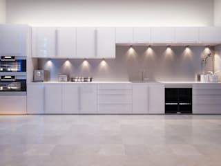Fitted Kitchens: modern  by Metro Wardrobes London, Modern