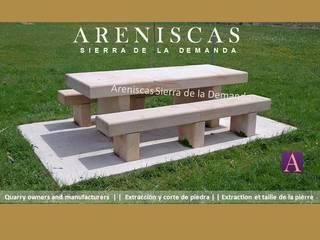Bar & Klub Klasik Oleh Areniscas Sierra de la Demanda - ◉ - SIERRA Buff Sandstone quarries in Spain Klasik