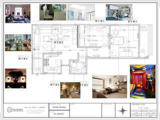 modern  by ADAMfor interior&landscpe, Modern