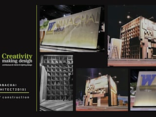 Vanachai (@architect 2015) โดย Golden Finger Arch
