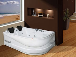 ATLAS JAKUZİ Hot tubs White