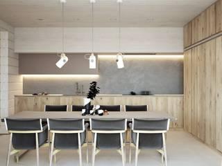 Kitchen units by Suiten7,
