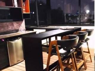 EBA Architecture & Desing Modern balcony, veranda & terrace