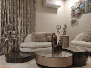 Living room by Madalsa Soni, Modern