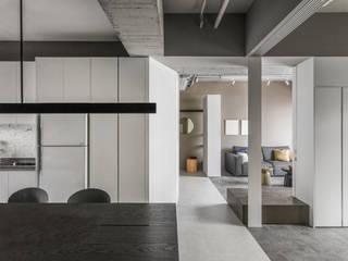 北投c宅 根據 初向設計 現代風