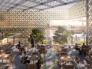 centennial-center by FHD Group Modern