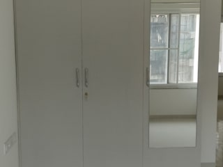 3BHK Flat :   by SP Interiors,