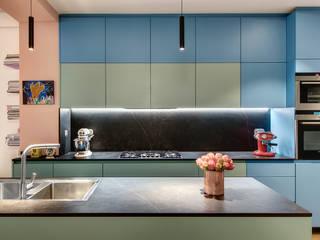 di Alessandra Pisi / Pisi Design Architectes Moderno