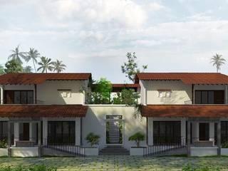 Resort at Kakkavayal by chain tree architects