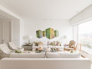 Arquitectura / Interiorismo IDC_STUDIO Salones de estilo clásico