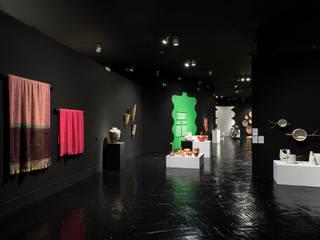 Documentaci´on de exposiciones IDC_STUDIO Museos de estilo moderno