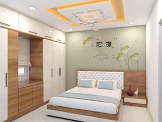 asian  by Lalitha Design Studio, Asian