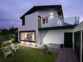 Single family home by arQmonia estudio, Arquitectos de interior, Asturias,
