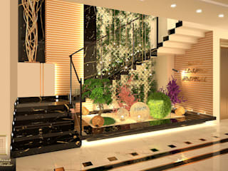 Kasser el_shifa hospital: حديث  تنفيذ Rania Trrad Design Studio, حداثي