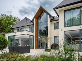 New Build Home in Hertfordshire:  Detached home by MB Master Builders Ltd.