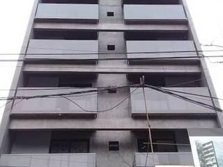 proyectos realizados Paredes y pisos industriales de shopping color Industrial