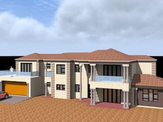 House Plans Modern houses by MGW Construction Modern
