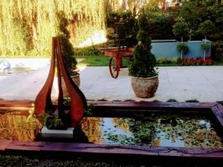 :  de estilo  por Estudio Gardenia Interiorismo Paisajismo